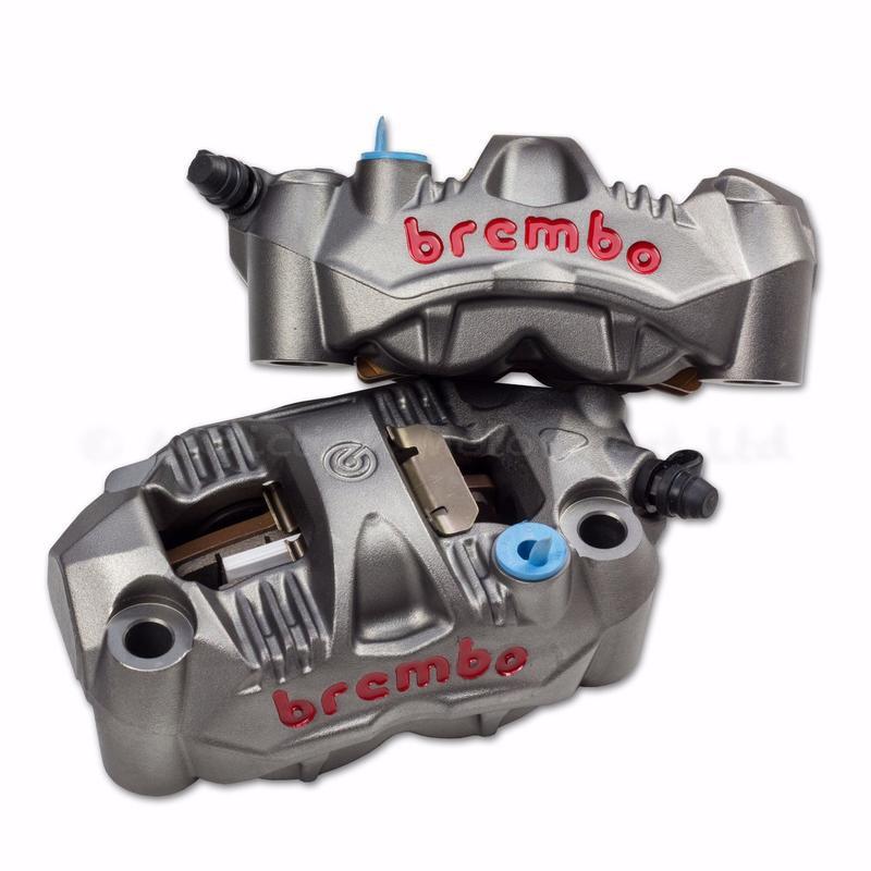 Brembo GP4RS/GP4-RS 前卡鉗 108MM [ 搭附原廠07BB3793來令片 ]