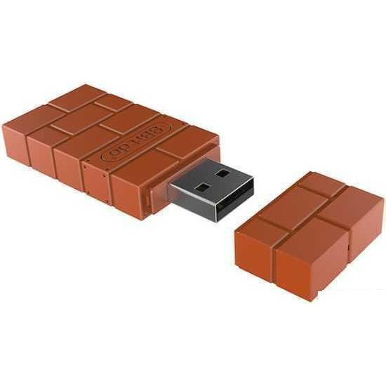 【員林雪風電玩】8BITDO USB無線藍芽接收器 支援 NS主機 SWITCH PS4手把 PC電腦【現貨供應】
