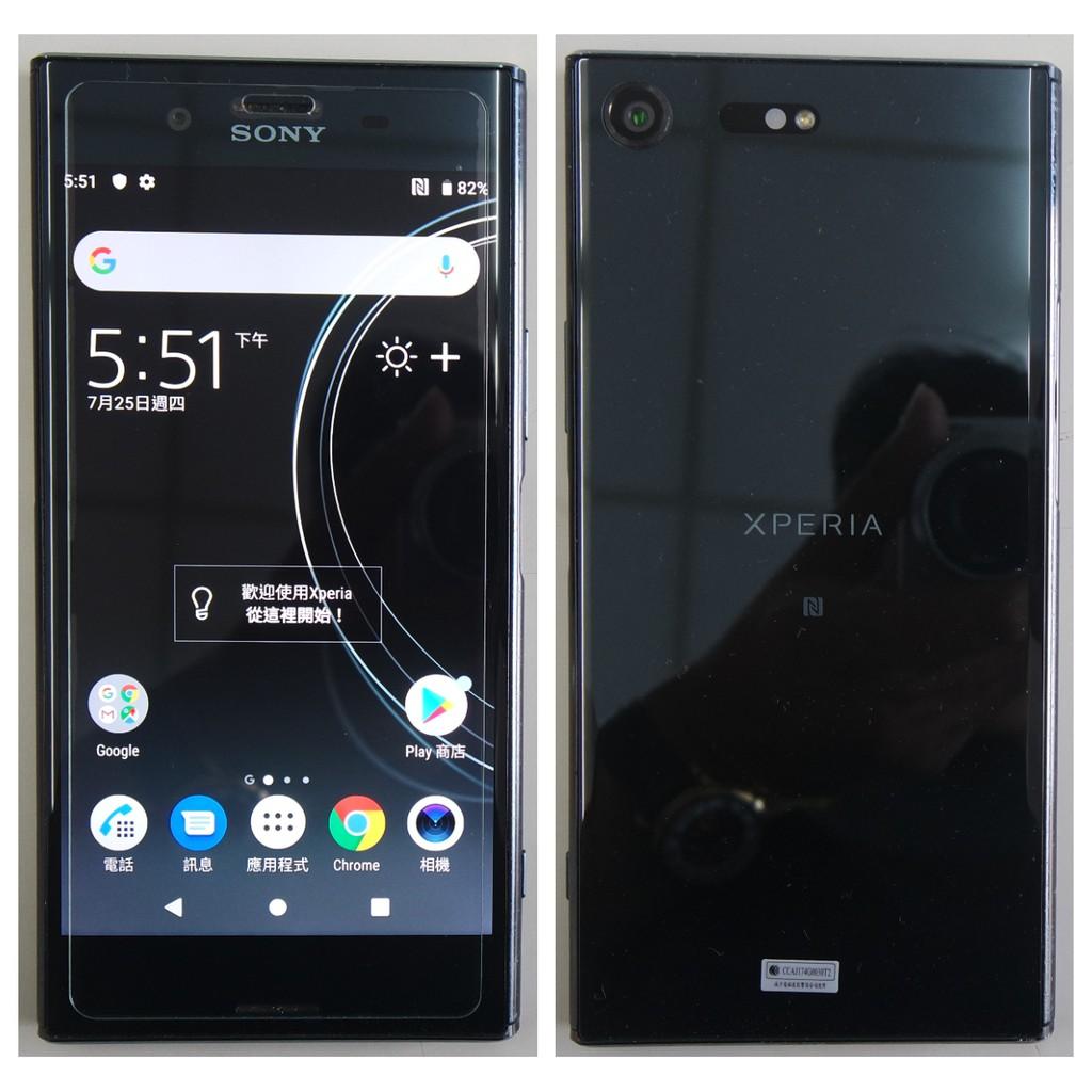 5.5吋 Sony Xperia XZ Premium (4G/64G)-黑色 (二手特價)