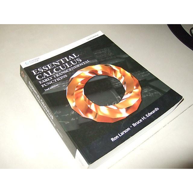 二手非新書9E ~Essential Calculus 2/e Ron Larson 9781285558196