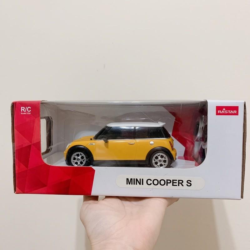 正版RASTAR  MINI COOPER S 1:14遙控車