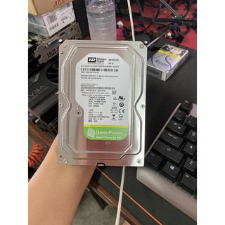 WD 1TB 3.5吋 AV-GP 影音監控專用硬碟(WD10EURX) 良好 無壞軌 保固7日 有問題可退換 二手 桃園市
