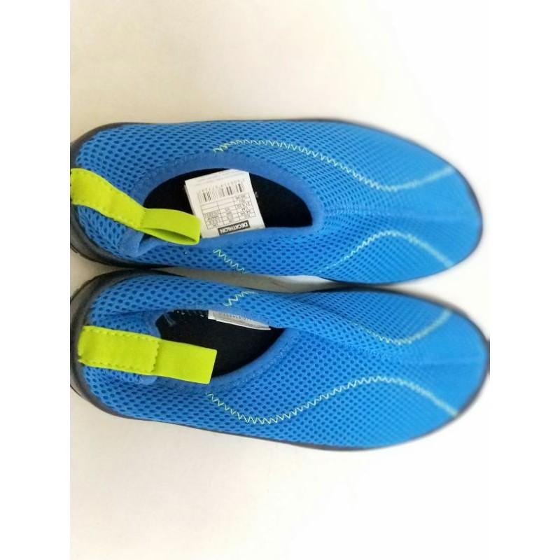 潛水鞋 溯溪鞋  快乾鞋 海邊必備 迪卡儂