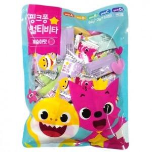 韓國 PINK FONG 兒童綜合維他命 50粒