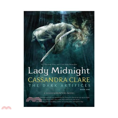 Dark Artifices #1: Lady Midnight (美國精裝版)【三民網路書店】[79折]