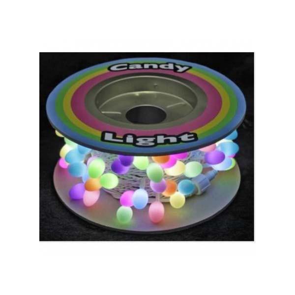 CANDY LIGHT MB01 10米彩色燈串-馬卡龍《台南悠活運動家》
