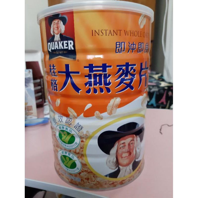 桂格大燕麥片1250g
