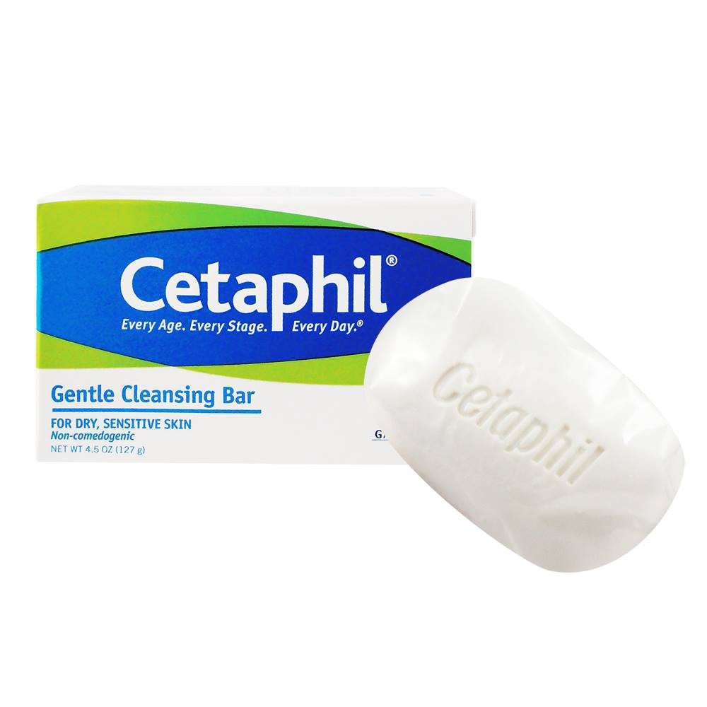 舒特膚Cetaphil 溫和潔膚凝脂 ( 4.5oz)