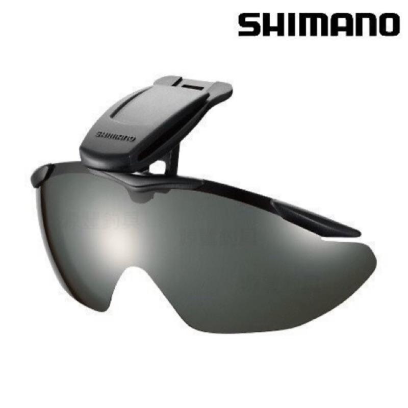 SHIMANO HG-002N 夾帽式偏光鏡