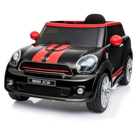 2017最新款 mini cooper兒童遙控電動車.雙驅雙馬達.附安全帶(麗嬰兒童玩具館)