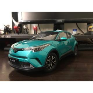 【E.M.C】1:18 1/ 18 豐田 Toyota CHR CH-R C-HR模型車 臺南市
