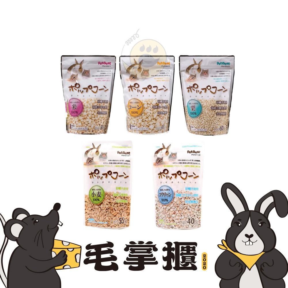 毛掌櫃 Pet Best 午後的小品-爆米花 小麥/高粱/梗米/番麥