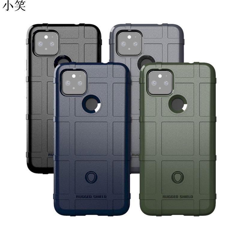 Google Pixel 4a 5G 保護殼防摔耐磨軍規手機殼防撞軟殼適用