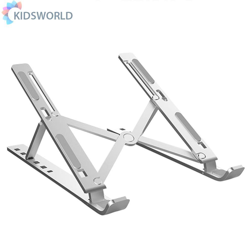Kidsworld NUOXI N3 筆記本電腦支架鋁 6 高度可調折疊冷卻架