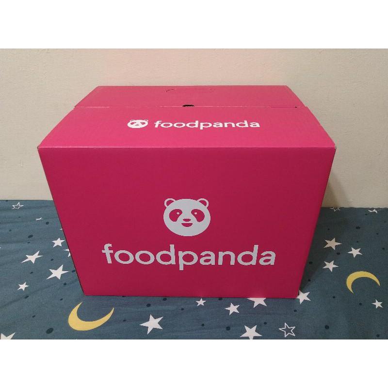 foodpanda 限量聯名安全帽 XL 僅此一頂
