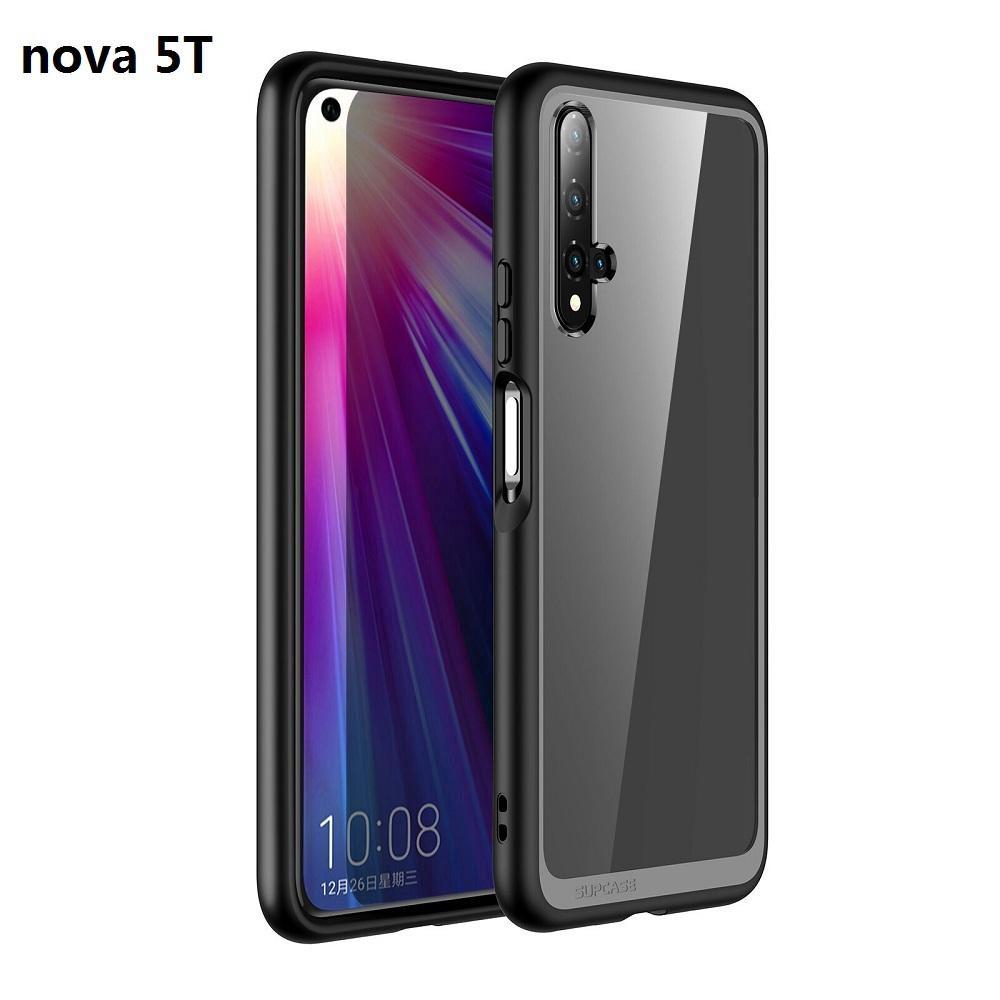 華為nova 5T / honor 20 Pro外殼SUPCASE UBStyle TPU&PC混合保護殼透明手機後