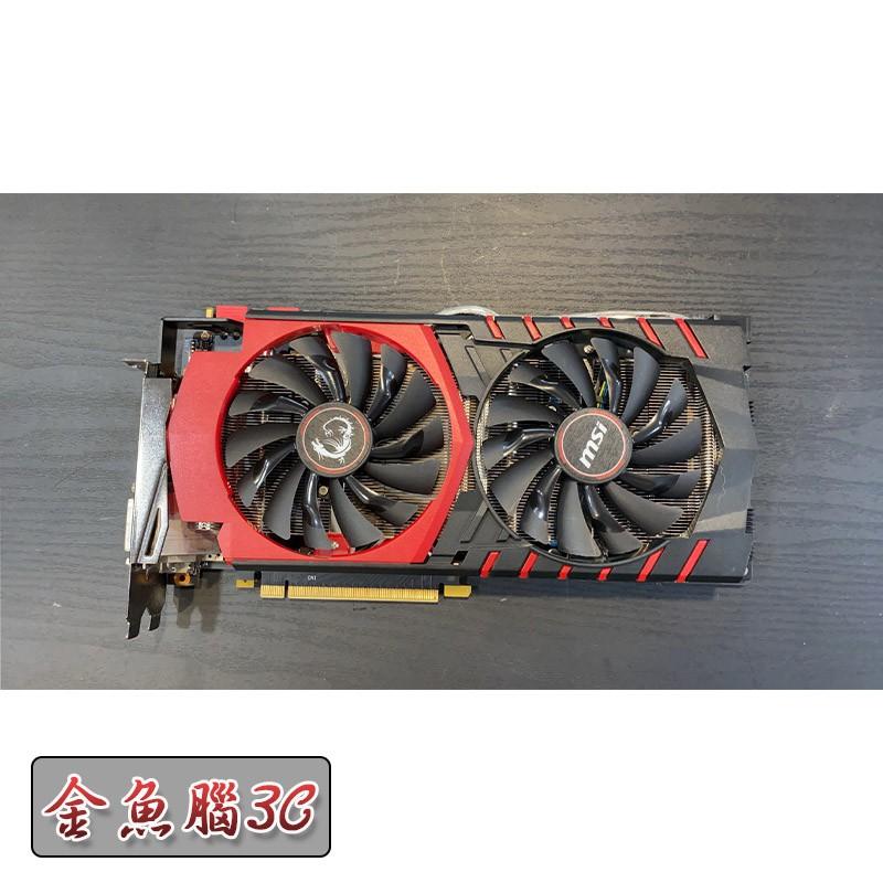 二手 微星GTX 1070 GAMING 8G紅龍卡