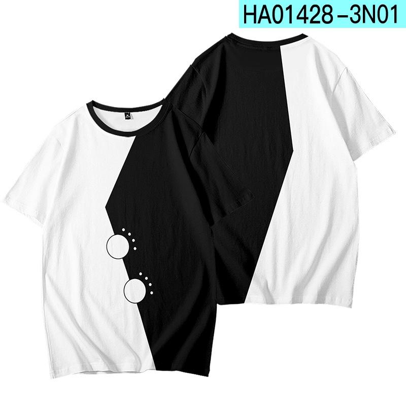 【台灣現貨】虛擬主播vtuber大神澪hololive周邊動漫短袖T恤日系二次元衣服宅