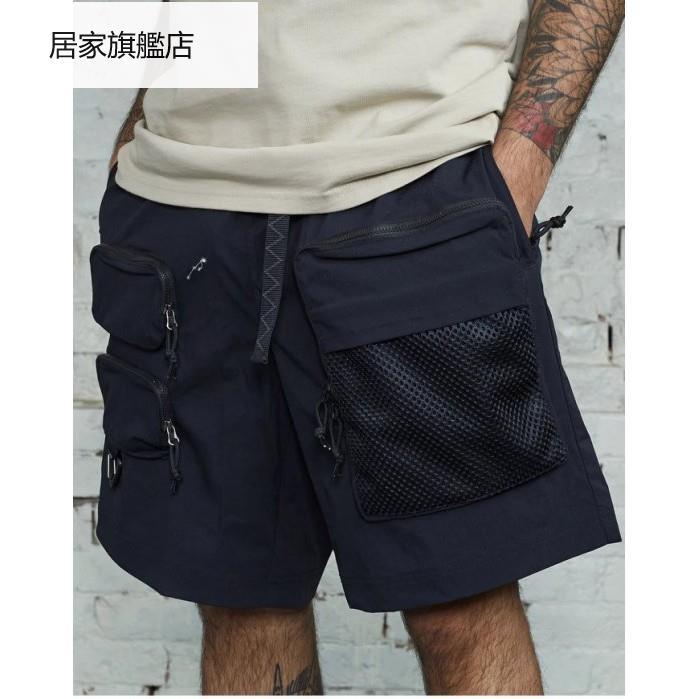 【開學季】 Nike ACG Cargo Shorts 多口袋黑色工裝工作短褲CK7845-010 Ck7856-0