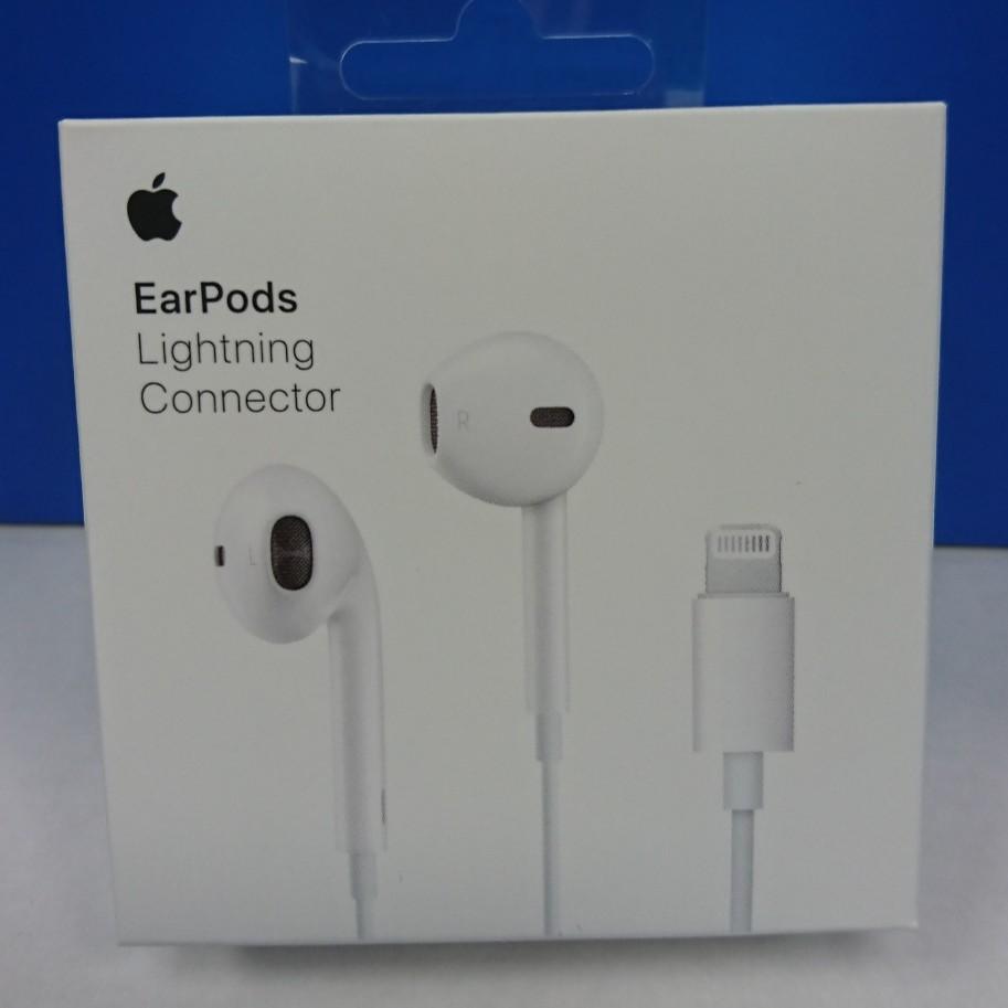 Apple EarPods Lightning 原廠耳機 白色