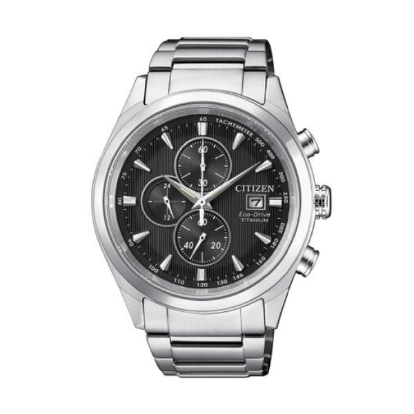 【Citizen星辰】GENT'S關鍵時機超級鈦光動能鋼帶腕錶-質感銀/CA0650-82F/台灣總代理公司貨享兩年保固