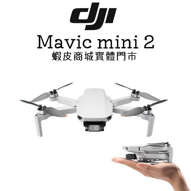 【免註冊 好上手】DJI Mavic mini 2 4K 空拍機 無人機 航拍機 249g 台灣公司貨 一年保固