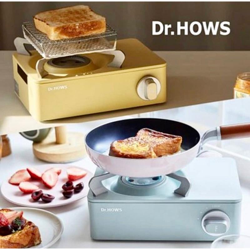 韓國業餘代購 Dr.HOWS 馬卡龍 輕巧 卡式爐 🇰🇷韓國限定 ⚠️縮小版⚠️