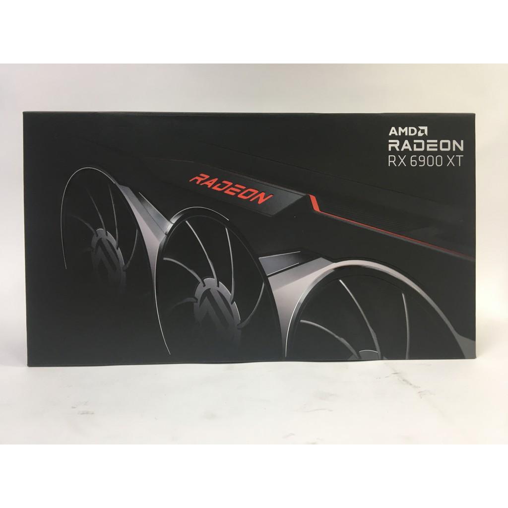 AMD Radeon RX 6900 XT原廠卡盒裝