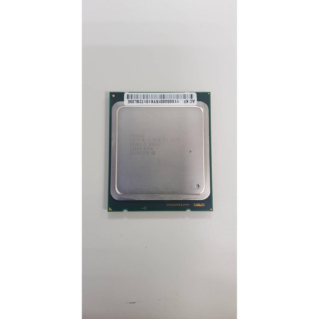 👉CPU處理器15M 95W LGA 2011/英特爾至強E5-2620 E5 2620 2.0