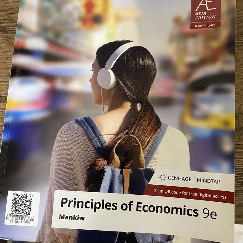 二手書 Principles of Economics 9e