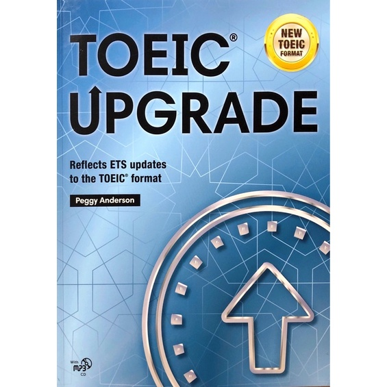 TOEIC Upgrade(with MP3) compass Peggy Anderson 9781613528280