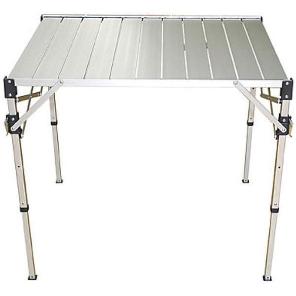 TAB-980H 980H鋁合金可調輕巧桌 露營桌折疊桌摺疊桌六人桌鋁捲桌蛋捲桌