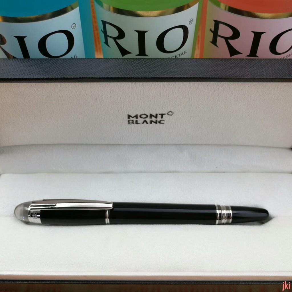 榛/萬寶龍星際行者午夜黑簽字筆禮盒萬寶龍/Montblanc 90周年特別版圓珠筆
