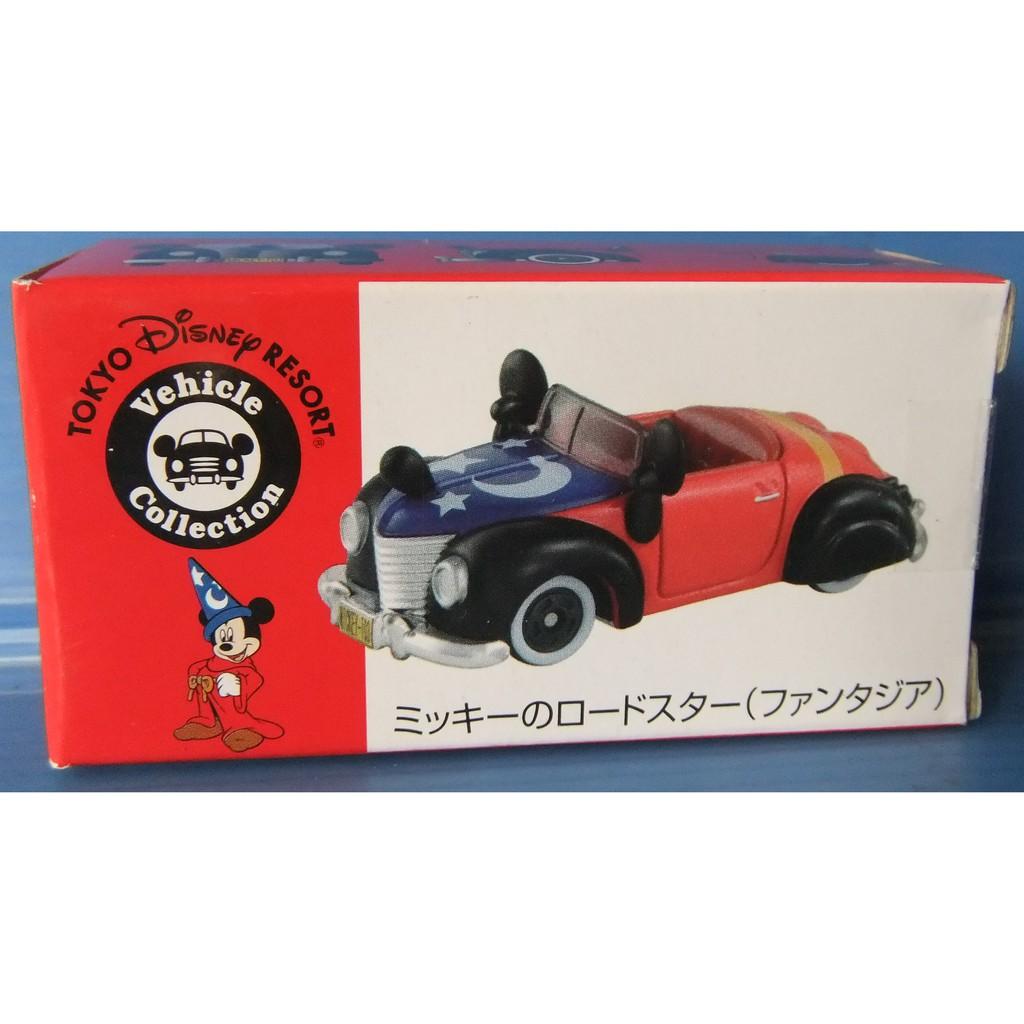日版 多美 小汽車 TOMICA 合金車 魔法米奇 東京迪士尼樂園