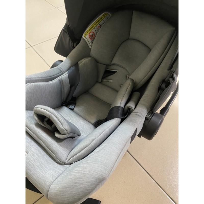 Nuna pipa提籃+isfix底座提籃式 安全汽車座椅 含運費 免運