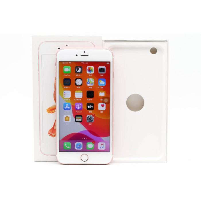 【高雄青蘋果3C】APPLE IPHONE 6S PLUS 64G 64GB 玫瑰金 5.5吋 二手手機#42456