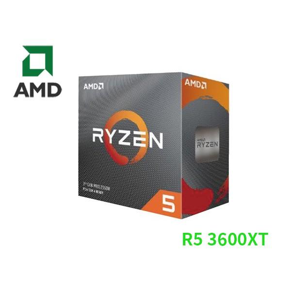 AMD R5 3600XT 6核 3.8GUp 4.5G 35M/95W/PCIe4.0 R5-3600XT CPU
