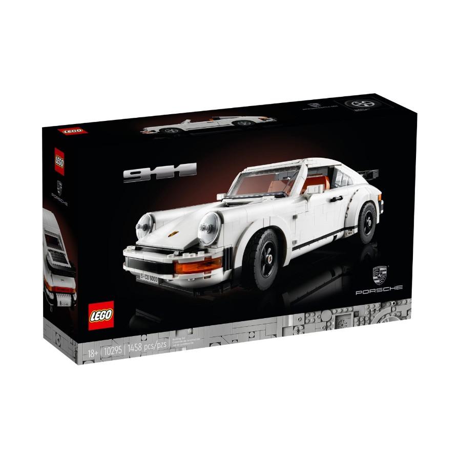 LEGO 10295 保時捷 Porsche 911 樂高