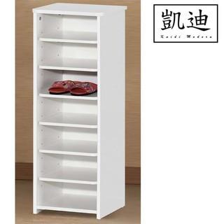 【凱迪家具】Q6 1.1尺烤白鞋櫃/ 大雙北市區滿五千元免運費/ 可刷卡 新北市