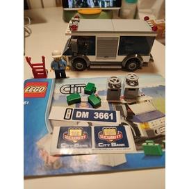 WD  樂高 lego 3661 2號說明書 運鈔車(優質二手)