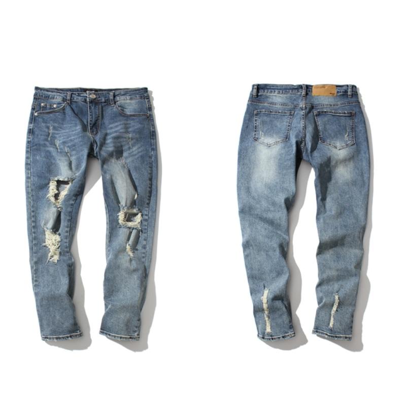 RECORD 懷舊大破壞牛仔褲