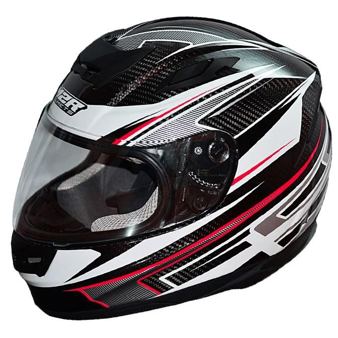 M2R XR3 XR-3 碳纖維 彩繪 輕量化 全罩式 XR5 XR-5 安全帽 全罩安全帽