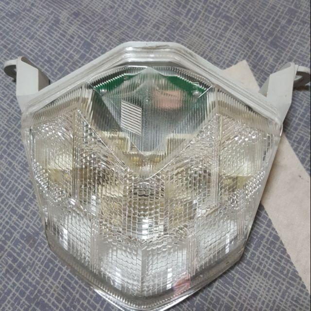 二代z1000原廠尾燈
