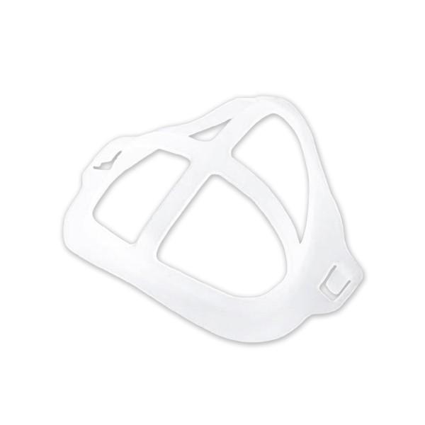 6325 口罩支架/可水洗重複使用透氣支架/防悶口罩神器不貼嘴口鼻分離架/立體透氣口罩支架/口罩內託墊/不沾口紅