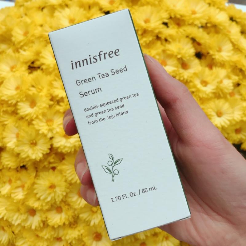 Innisfree 綠茶籽保濕精華