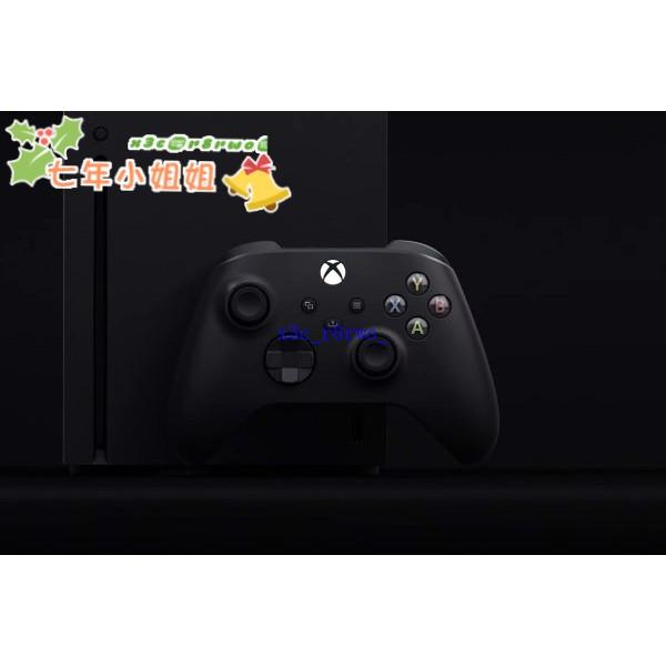 微軟Xbox Series X 家用游戲機 次時代主機 黑盒子 訂購XSX主機七年小姐姐