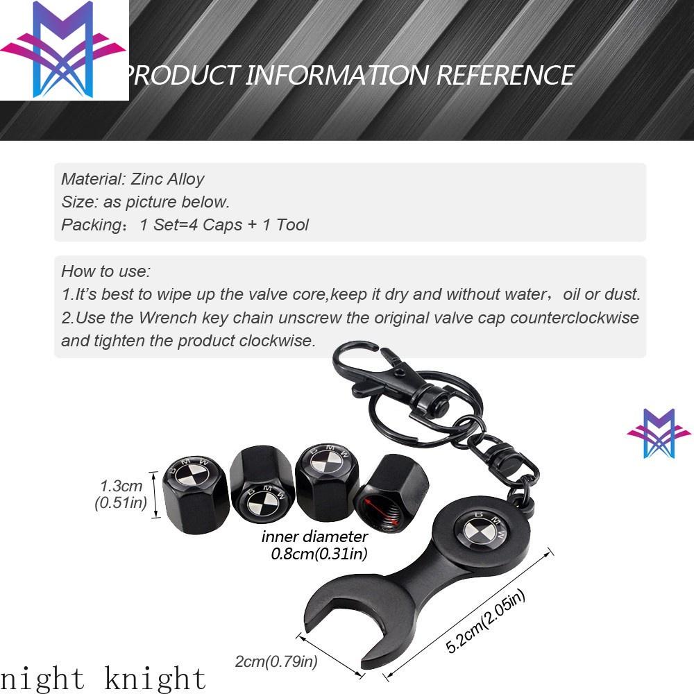 專用於寶馬BMW E61 E83 E85 M6汽車輪胎氣嘴帽氣門芯蓋氣門芯帽防盜氣嘴帽蓋F30F11 F12 E90適用
