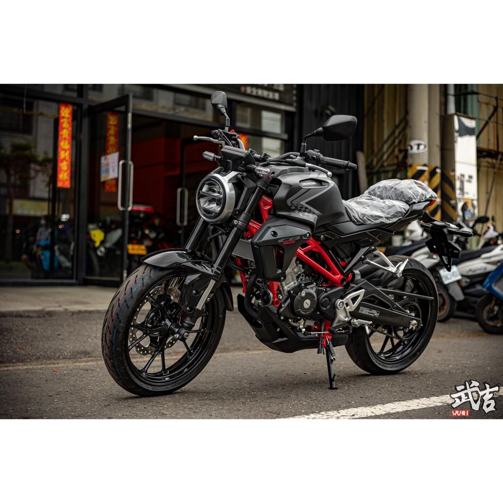 HONDA CB150R 2021 紅骨配色 紅黑 新車 檔車 可分期 可貸款 強力過件 學生可辦 未領牌 台南武吉重車