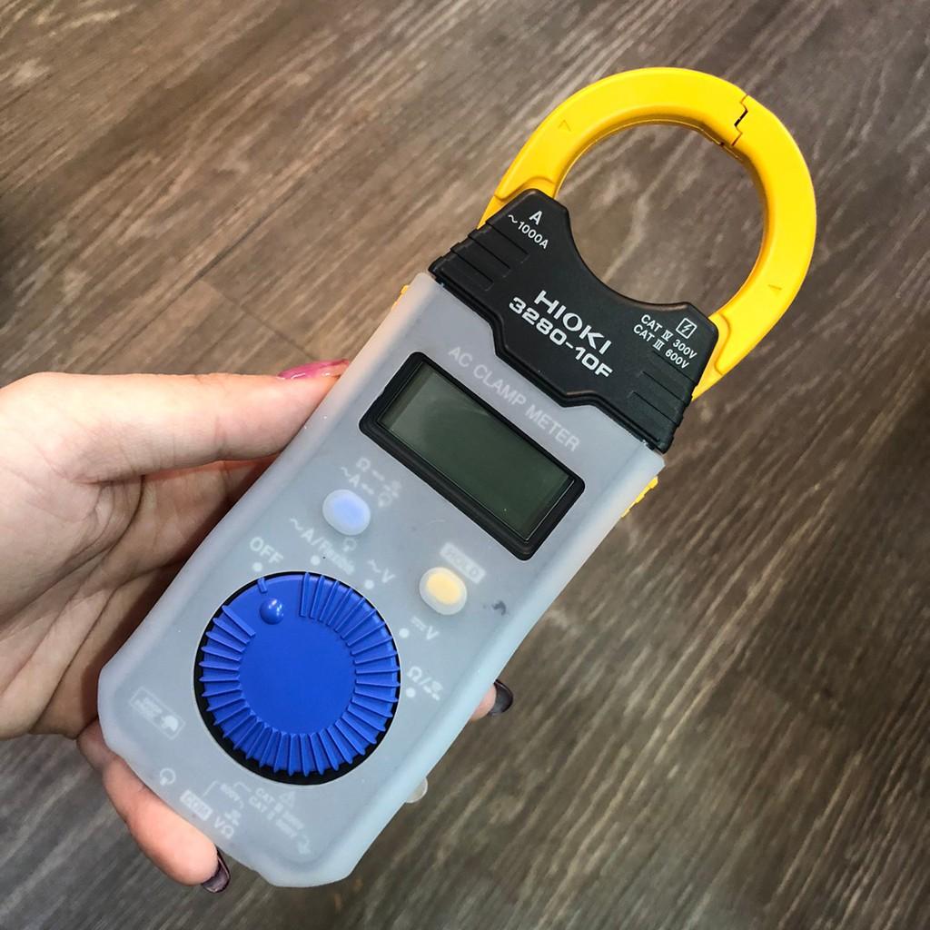【全電行】HIOKI 專賣│3280-10F 果凍套 防摔套
