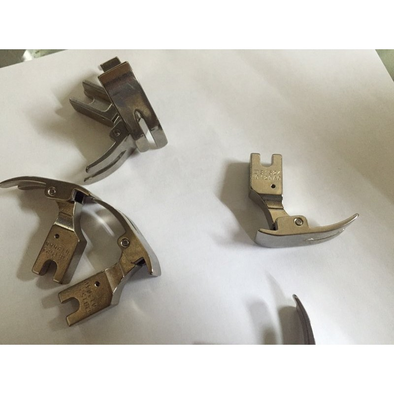 JUKI 原裝 鐵製 精品 工業用 縫紉機 平車 普通壓腳 P351 新輝針車有限公司